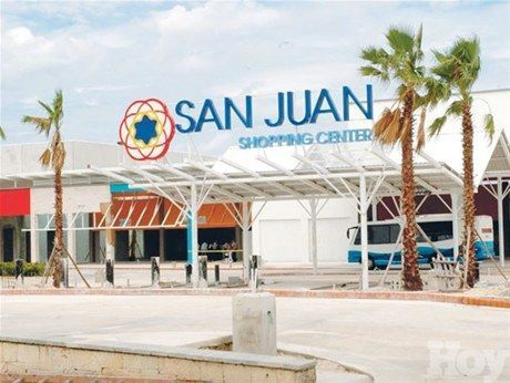 sanjuan shopping center